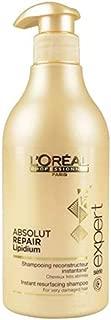 L'Oreal Paris Professionnel Absolut Repair Lipidium Shampoo,500ml