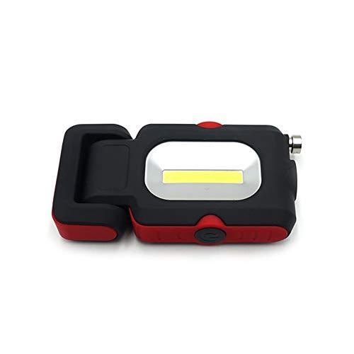 Multifunctionele PEILER LED werklicht geleid zaklamp met magnetische zaklamp antenne auto-controlelamp-lamp buiten kampeerlicht XLLF