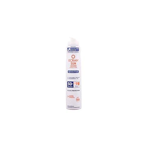 Ecran Sun Lemonoil Sensitive Mousse SPF50+ Protector Solar - 200 ml