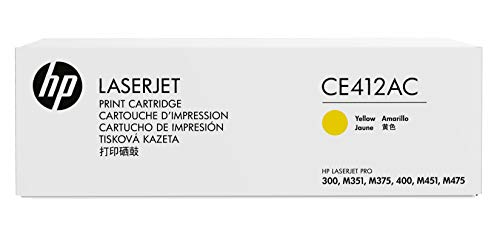HP 305A Toner Yellow CE412AC