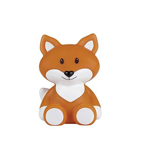 Flow Nachtlampje Robin - Fox Robin - Oranje