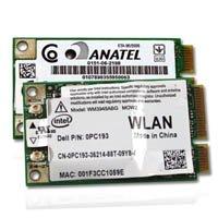 Dell PC193 Inspiron 6400 Latitude D430 D520 D620 D630 WLAN Mini PCIexpress Card Intel WM3945ABG WiFi 54Mbps 802.11a/b/g | 0PC193