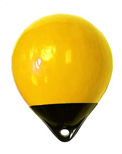 KUFA Yellow/Black 12 Diameter (inflated Size: 12