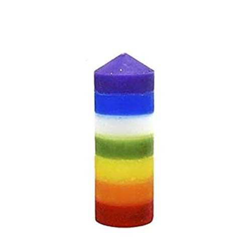 AROMASENSES VELON CHACKRAS 7 Colores