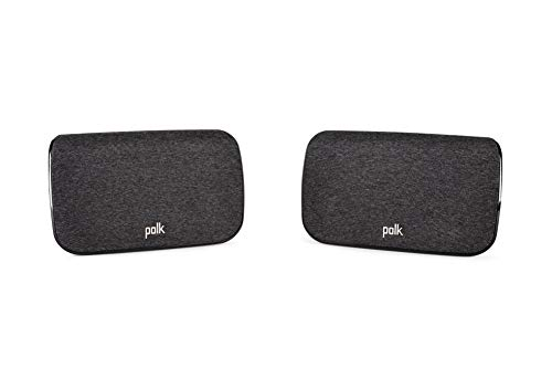 Polk Audio SR2 - Altoparlante surround wireless per Polk React e MagniFi 2 Soundbar