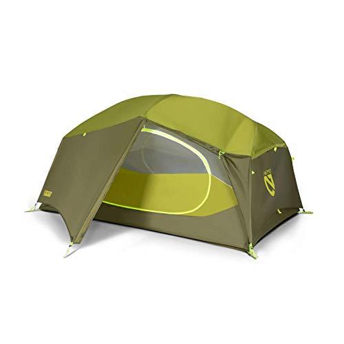 NEMO Aurora 2p & Footprint Tent One Size Nova