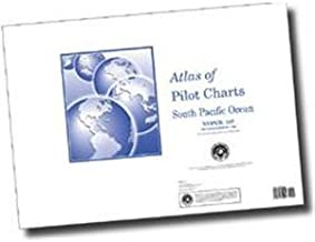 PUB107 Atlas of Pilot Chart: South Pacific Ocean (4th Edition)