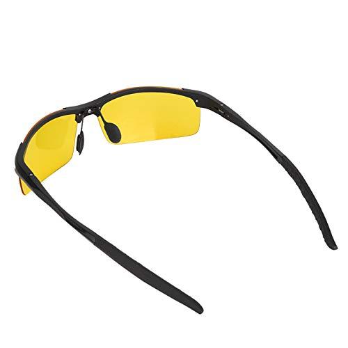 01 Los Vidrios Antideslumbrantes, Mejoran Las Gafas De Sol De La Nitidez del Color para Pescar para Andar En Bicicleta para Correr