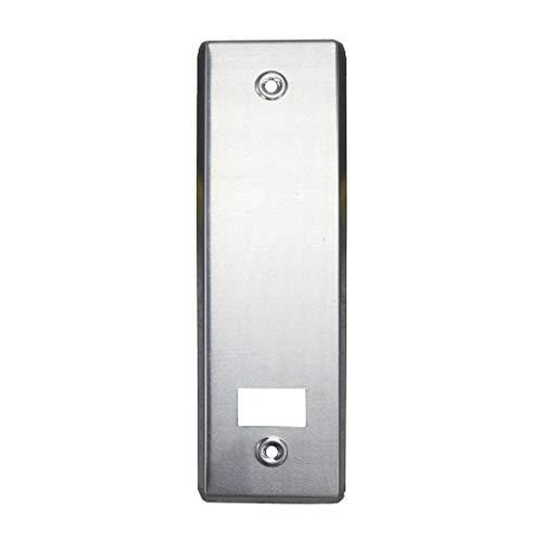 Wolfpack 05250016–Placca Alluminio paletta per tapparelle