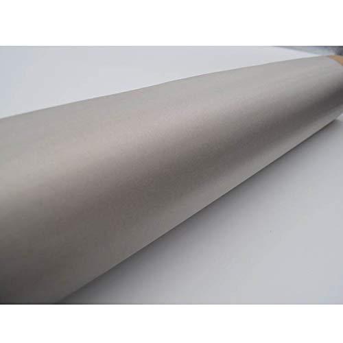 EMF RF Tessuto Schermante RFID Panno Anti-Radiazioni Anti-interferenza Schermatura Elettromagnetica Tessuto Conduttivo Cellulare WiFi Blocco Bluetooth Materiale Schermante Fai-da-Te(Size:1.1X1m)