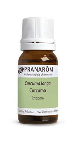 Pranarôm Organic Turmeric Essential Oil (Curcuma Longa) 10 ml