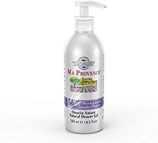 Ma Provence Natural Gel de Ducha Lavender Blossom with Essential Oils 1er Pack (1x 250ml)
