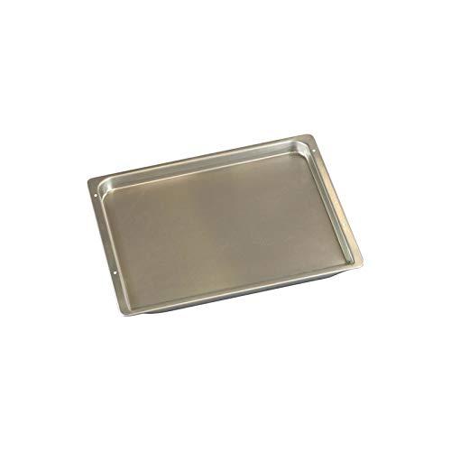 Plaque de cuisson 45 x 37 cm four cuisinière Aluminium Bosch siems BSH 296330