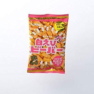 北陸製菓 【北陸限定】白えびビーバー 78gX5袋