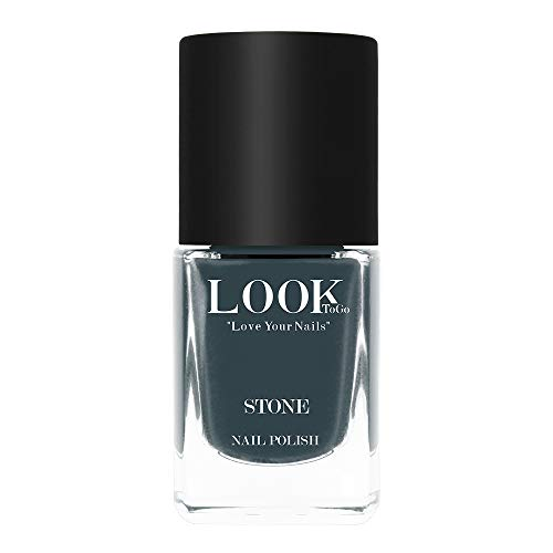 Look to go Nagellack NP 106 Stone I absolute Trendfarbe I Herbst und Winter 2019/2020 I 7-free, TPHP-free & vegan (1 x 12ml)
