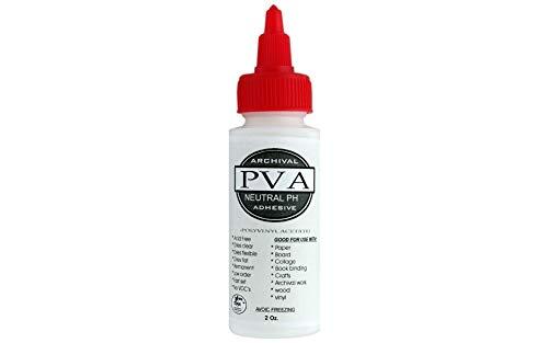 Tran TRA-TPVA-02 PVA Adhesive Glue, 2-Ounce