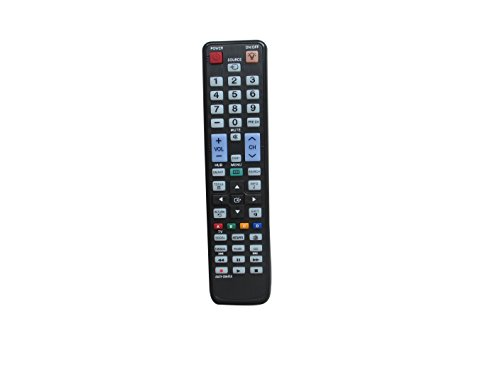 Universal Replacement Remote Control Fit for Samsung HLP5085W SP56L7HRX/XAX DLP Projector HDTV TV