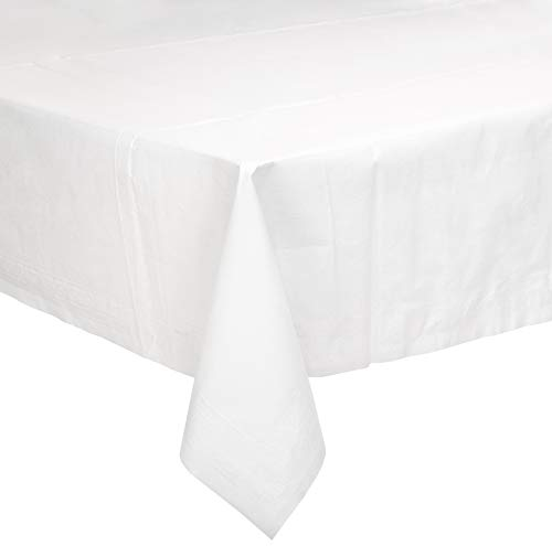 Amazonbasics Poly-Lined Paper TableCloth,54