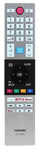 Orginale Fernbedienung passend für Toshiba CT-8543 | RC42151P | 30101775