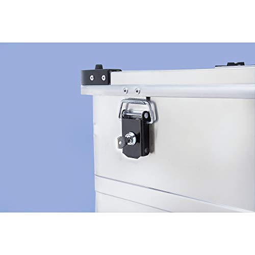 Butées pour tiroirs - lot de 10 - gris foncé proche RAL 7012 - accessoires butées coulissement des tiroirs Accessoire Accessoires Butée d'arrêt Butées d'arrêt Coulissement des tiroirs Coulissements