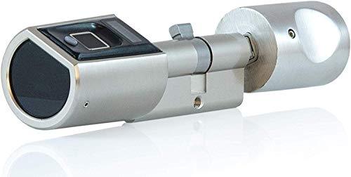 SOREX FLEX - Türöffner mit Fingerabdruck und RFID Zylinder inkl. Batterien