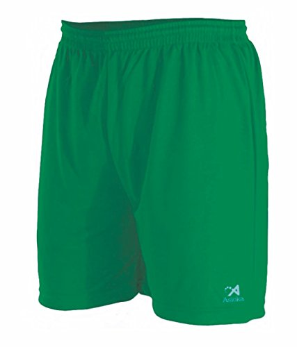 Asioka 90/08 Pantalón Corto Técnico Deportivo, Unisex Adulto, Verde, S
