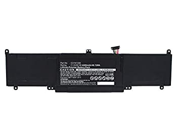 Synergy Digital Laptop Battery Compatible with Asus ZenBook UX303UB-UH74T Laptop  Li-Pol 11.3V 4400 mAh  Ultra High Capacity Battery