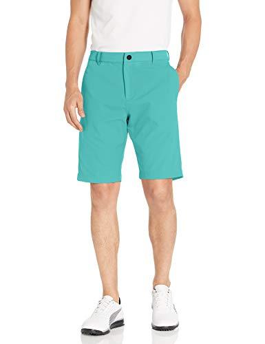 Puma Golf 2019 Men's Jackpot Shorts, Blue Turquoise, 28