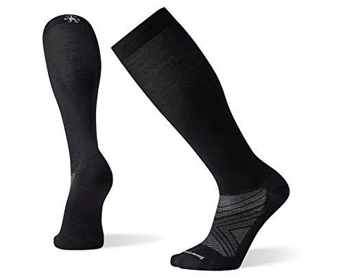 Smartwool PhD Ski Ultra Light Black LG (Men's Shoe 9-11.5)