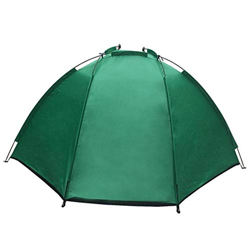 qianele Protection Camping Picnic Tent Double Outdoor Portable Fishing Tent Beach Sun