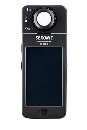 Sekonic SpectroMaster Farb- und Beleuchtungsmessgerät, SE C800