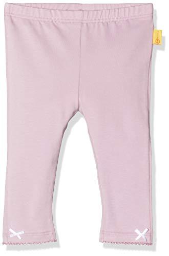 Steiff Baby-Mädchen Leggings, Violett (Lavender Mist 7020), (Herstellergröße:74)