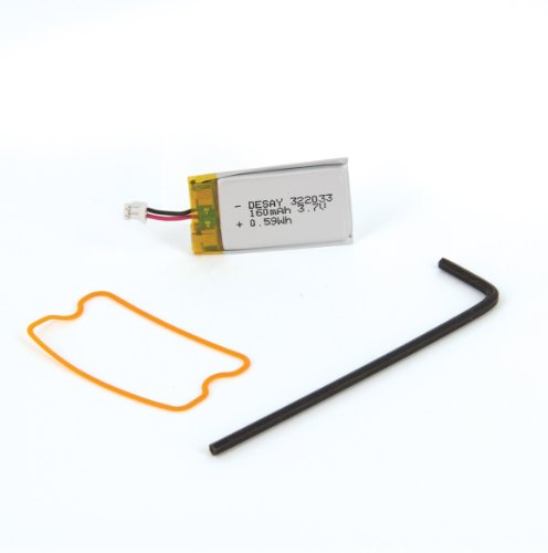 SportDOG Brand Receiver Battery Replacement Kit for SD-425/SD-825 - Rechargeable Battery for Remote Trainer Collar
