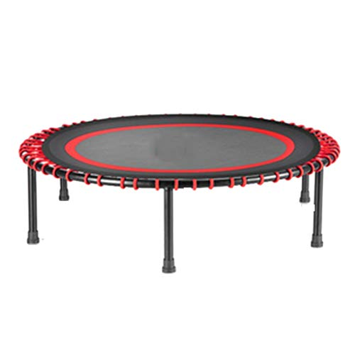 Trampolines YNN Kids Exercise Stable Steel Tube And Bungee Cords Lose Weight Relieve Stress Noiseless Bouncer 40 Inch