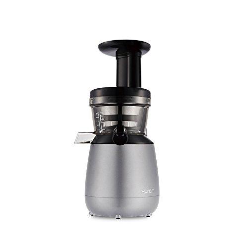 HUROM - HP Series - Dark Grey Juice Extractor - 43 RPM