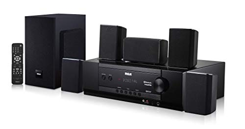 Sale!! RCA (RT2781HB U) 1000-Watt Audio Receiver Home Theater System - Digital 5.1 Surround Sound & ...