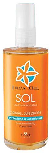 INCA Oil Sol Cristall Drop Semi di lino 60 ml