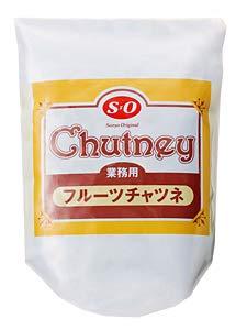 讃陽食品工業株式会社 S=O フルーツチャツネ 450g ×24個