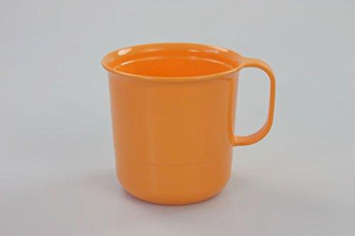 TUPPERWARE To Go Trinkbecher orange Sommer-Hit Tasse Tup Becher Henkel Picknick