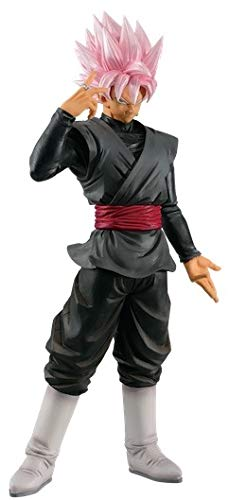 Figura Dragon Ball Super Grandista - Figura Super Saiyan Rose