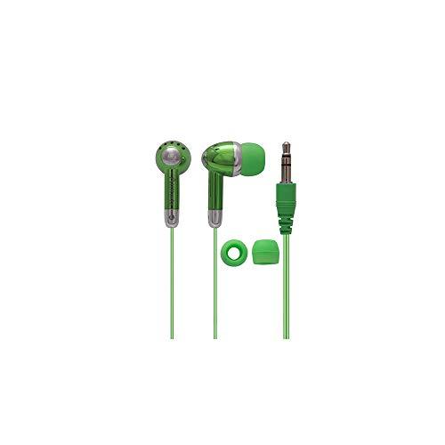 Fone de Ouvido Estéreo Attitudz em Cores Vibrantes, Coby, CVE53