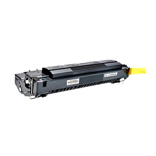 Logic-Seek Toner kompatibel zu HP C3903A 03A Laserjet 5P, 5MP, 6P, 6MP Serie - Schwarz, 4.000 Seiten