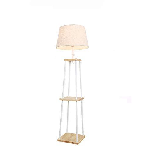 Luz de Pie para Salon For la lectura Lámpara de pie - pie Inicio iluminación de la lámpara de la sala lámpara de cabecera de la lámpara Sofá Estante Estudio de la lámpara Lámpara de pie modernas