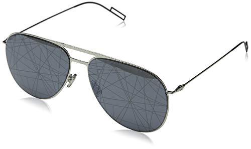 Dior Herren Dior0205S Md 84J 59 Sonnenbrille, Schwarz (Black/Grey)