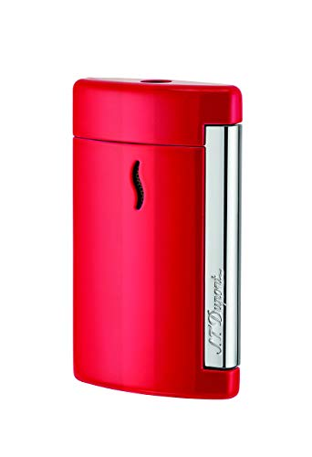 S.T. Dupont Minijet Rose Sorbet aansteker, verf, roze, 010514