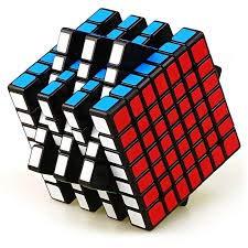 Cubo 7x7  marca Moyu