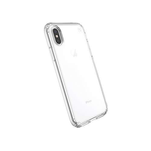Speck Products Presidio Stay Clear iPhone XS/iPhone X, Clear/Clear