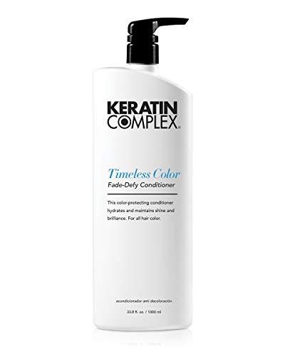 Keratin Complex Acondicionador Timeless Color Fade-Defy, 33 oz (I0094477)
