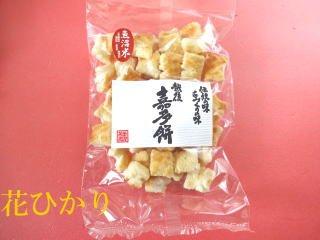 魚沼産もち米使用新潟米菓10パックBOXシリーズ (花ひかり)