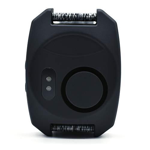 Myprincess Portable Self Defense Personal Wristwatch Alarm Black